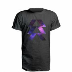 Подовжена футболка Destiny Hunter