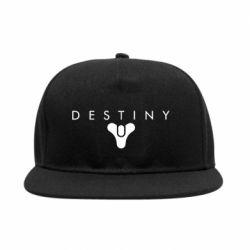 Снепбек Destiny logo 2 title
