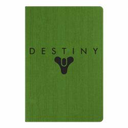 Блокнот А5 Destiny logo 2 title