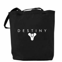 Сумка Destiny logo 2 title