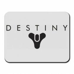 Коврик для мыши Destiny logo 2 title