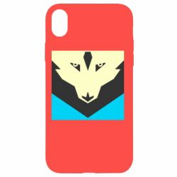 Чохол для iPhone XR Destiny Wolf