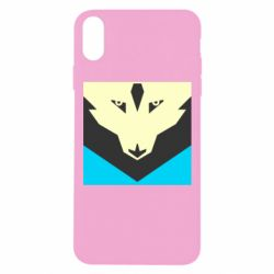 Чохол для iPhone Xs Max Destiny Wolf