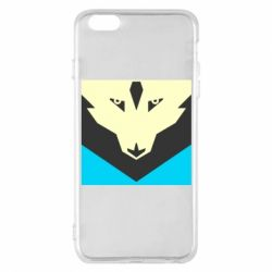 Чохол для iPhone 6 Plus/6S Plus Destiny Wolf
