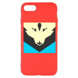 Чохол для iPhone 7 Destiny Wolf