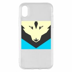Чохол для iPhone X/Xs Destiny Wolf