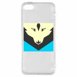 Чохол для iphone 5/5S/SE Destiny Wolf