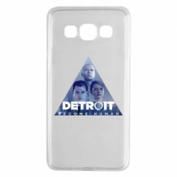 Чохол для Samsung A3 2015 Detroit: Become Human