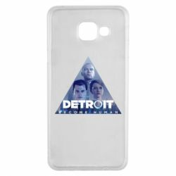 Чохол для Samsung A3 2016 Detroit: Become Human