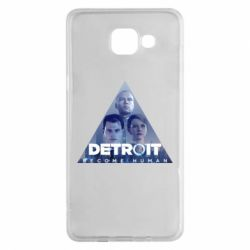 Чохол для Samsung A5 2016 Detroit: Become Human