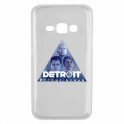 Чохол для Samsung J1 2016 Detroit: Become Human