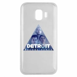 Чохол для Samsung J2 2018 Detroit: Become Human