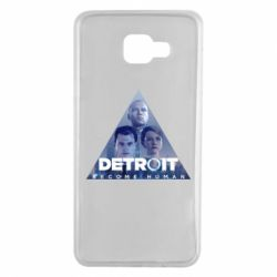 Чохол для Samsung A7 2016 Detroit: Become Human