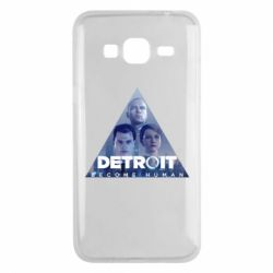 Чохол для Samsung J3 2016 Detroit: Become Human