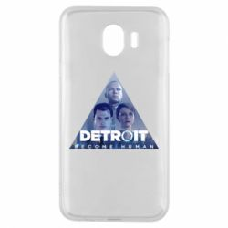 Чохол для Samsung J4 Detroit: Become Human