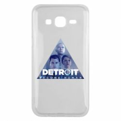 Чохол для Samsung J5 2015 Detroit: Become Human