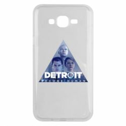Чохол для Samsung J7 2015 Detroit: Become Human