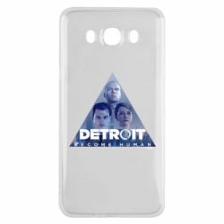 Чохол для Samsung J7 2016 Detroit: Become Human