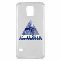 Чохол для Samsung S5 Detroit: Become Human