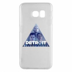 Чохол для Samsung S6 EDGE Detroit: Become Human