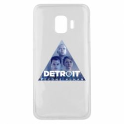 Чохол для Samsung J2 Core Detroit: Become Human