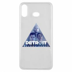 Чохол для Samsung A6s Detroit: Become Human