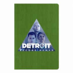 Блокнот А5 Detroit: Become Human