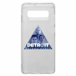 Чохол для Samsung S10+ Detroit: Become Human