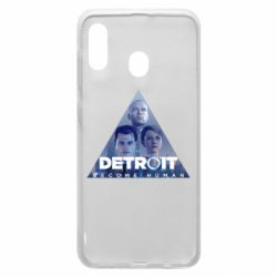 Чохол для Samsung A30 Detroit: Become Human