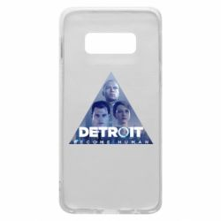 Чохол для Samsung S10e Detroit: Become Human