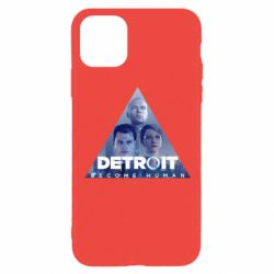 Чохол для iPhone 11 Pro Detroit: Become Human