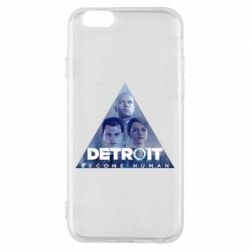 Чохол для iPhone 6/6S Detroit: Become Human