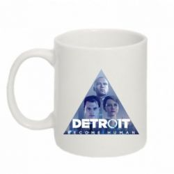 Кружка 320ml Detroit: Become Human