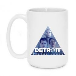 Кружка 420ml Detroit: Become Human