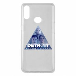 Чохол для Samsung A10s Detroit: Become Human