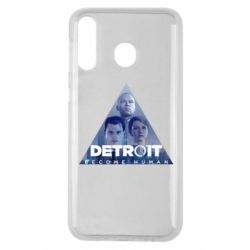 Чохол для Samsung M30 Detroit: Become Human