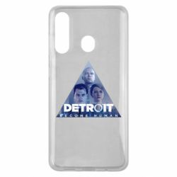Чохол для Samsung M40 Detroit: Become Human