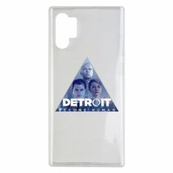 Чохол для Samsung Note 10 Plus Detroit: Become Human