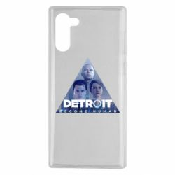 Чохол для Samsung Note 10 Detroit: Become Human