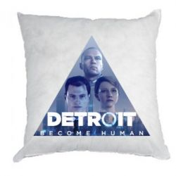 Подушка Detroit: Become Human