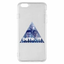 Чохол для iPhone 6 Plus/6S Plus Detroit: Become Human