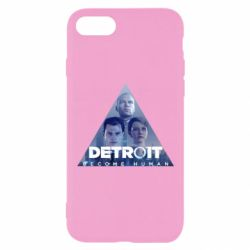 Чохол для iPhone 7 Detroit: Become Human