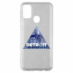 Чохол для Samsung M30s Detroit: Become Human