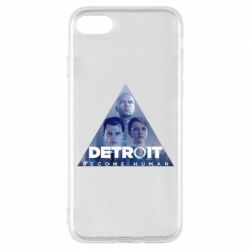 Чохол для iPhone 8 Detroit: Become Human