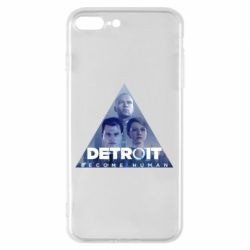Чохол для iPhone 8 Plus Detroit: Become Human