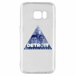 Чохол для Samsung S7 Detroit: Become Human