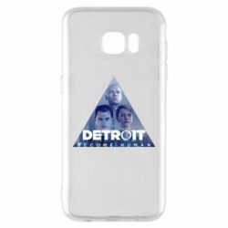 Чохол для Samsung S7 EDGE Detroit: Become Human