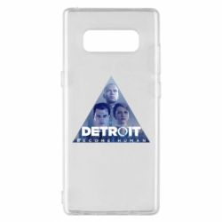 Чохол для Samsung Note 8 Detroit: Become Human