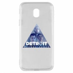 Чохол для Samsung J3 2017 Detroit: Become Human