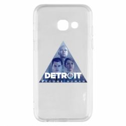Чохол для Samsung A3 2017 Detroit: Become Human